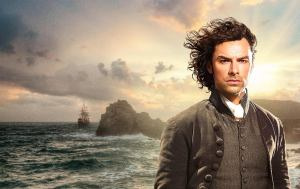 Aidan Turner as Ross Poldark - a socialist hero?
